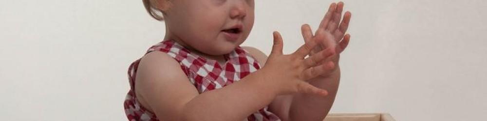 Babypraat Babygebaren