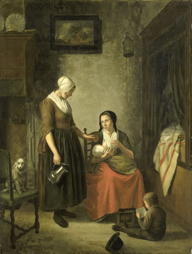 Johannes Christiaan Janson eind 18e eeuw